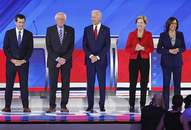 Ratings Democratic Debate