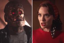 Doom Patrol's Rita Warns Cliff About Jane's Bridezilla Alter in Deleted Scene