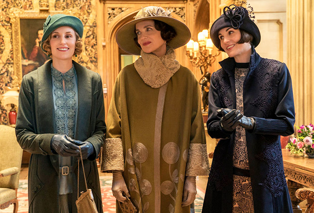 Downton Abbey Movie Spoilers
