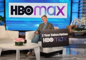 DeGeneres HBO Max