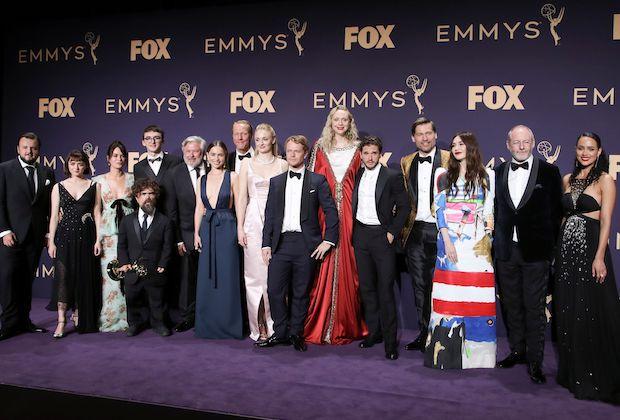 Game of Thrones Emmy Best Drama
