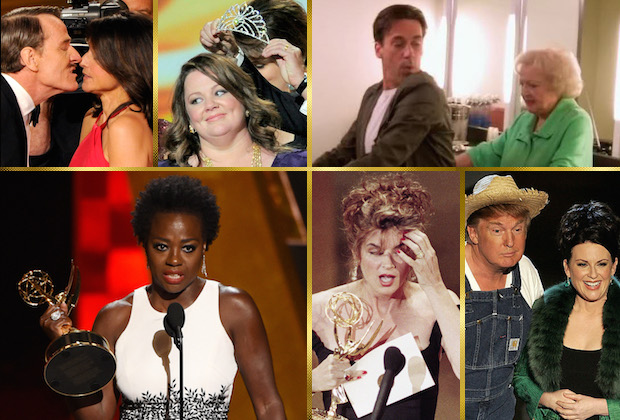 Emmys Memorable Moments