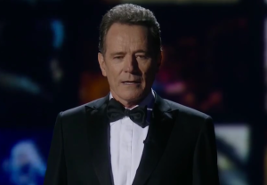 Emmys 2019 opening number video bryan cranston no host