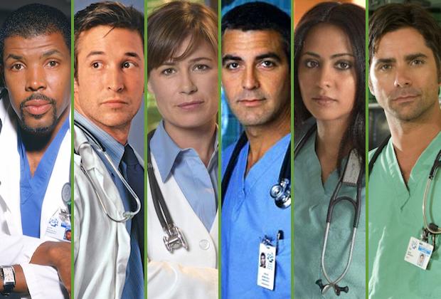 'ER' Revival Cast - Medical Drama Reboot