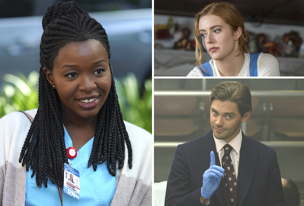 fall tv breakout stars new actors 2019