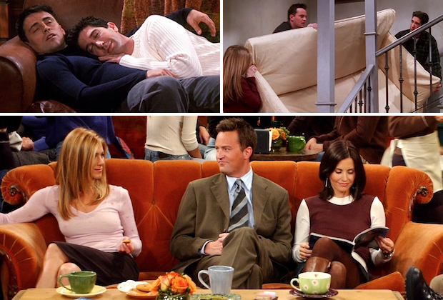 Friends - Best Couches