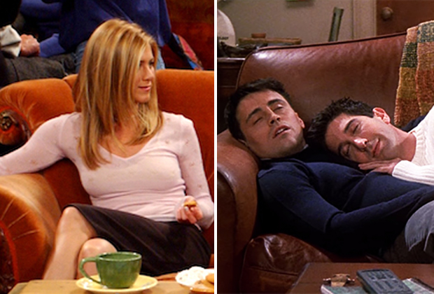 Friends Best Couches