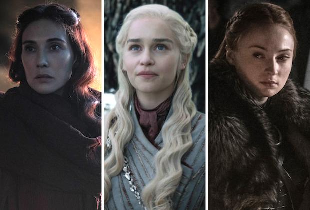 Game of Thrones Actresses No Emmys Lena Headey Emilia Clarke