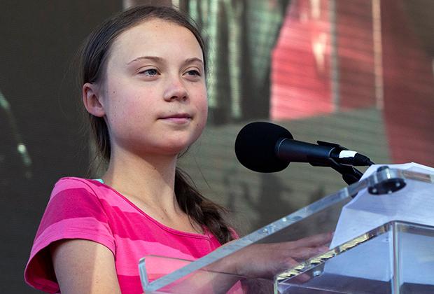 Greta Thunberg Fox News