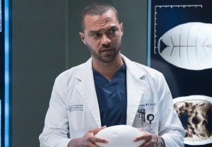 Grey's Anatomy Jesse Williams Season 16