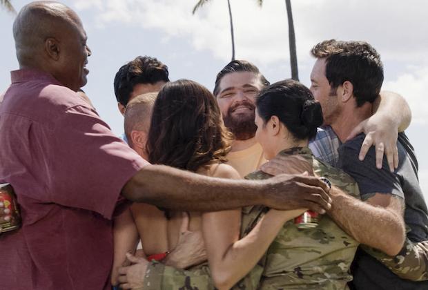 Hawaii Five-0 Jorge Garcia Leaves