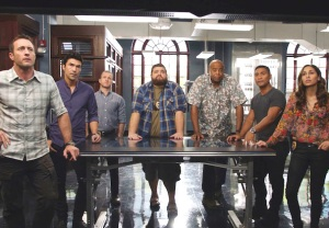 Hawaii Five-0 Jorge Garcia Leaves