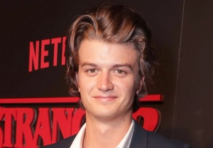 Joe Keery No Activity