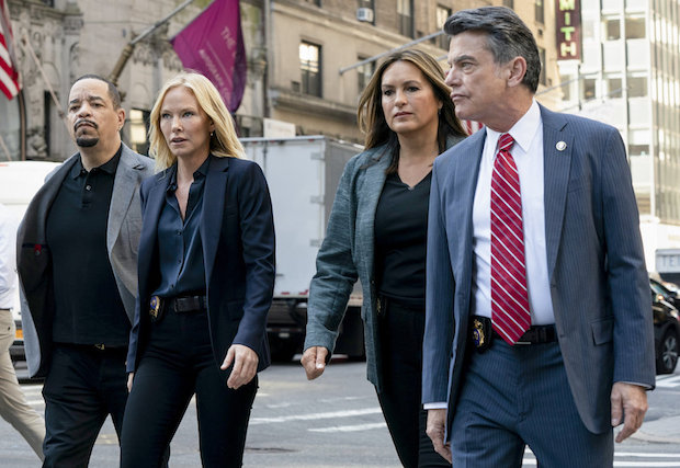 Law and Order SVU Premiere Recap Season 21 Episode 1