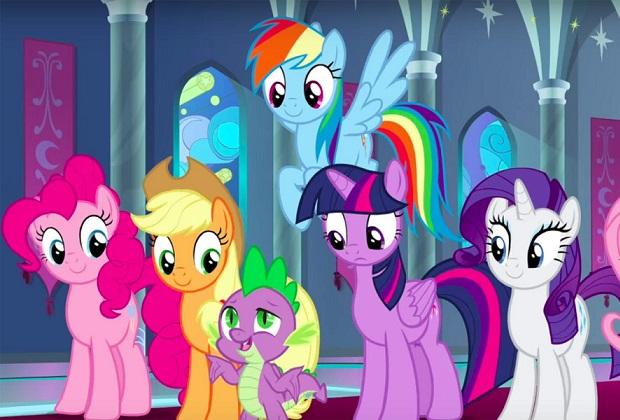 Pony my little Watch My