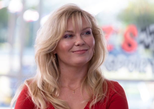 On Becoming a God in Central Florida Renewed Season 2 Kirsten Dunst