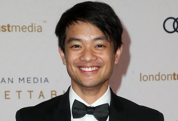 Osric Chau Crisis on Infinite Earths