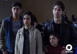 Party of Five Premiere Date