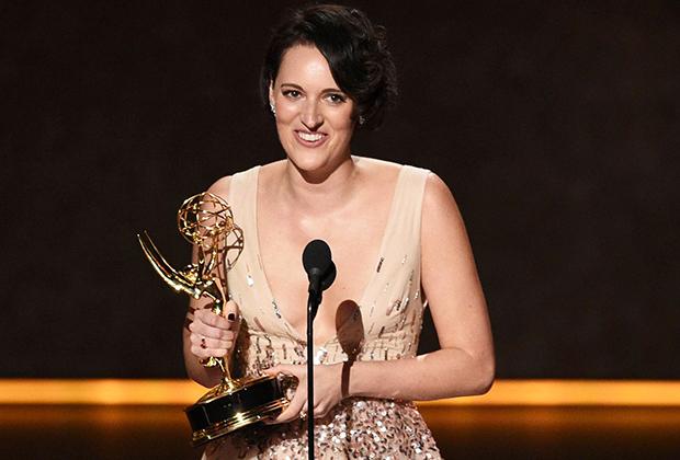 Emmys 2019 Phoebe Waller-Bridge