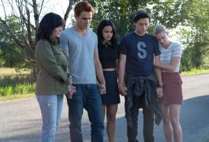 Riverdale Season 4 Premiere Shannen Doherty