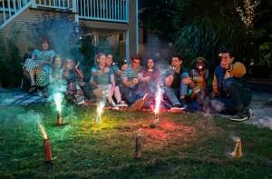Riverdale Season 4 Premiere Fireworks
