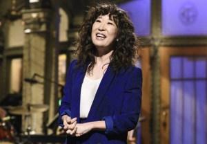 Sandra Oh SNL