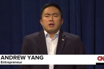 Andrew Yang Hails SNL's Bowen Yang for Playing Presidential Candidate