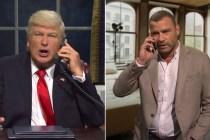 SNL: Trump Calls on Ray Donovan to 'Fix' His Impeachment Problem (Video)