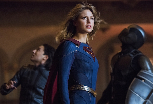 Supergirl Season 5 Premiere