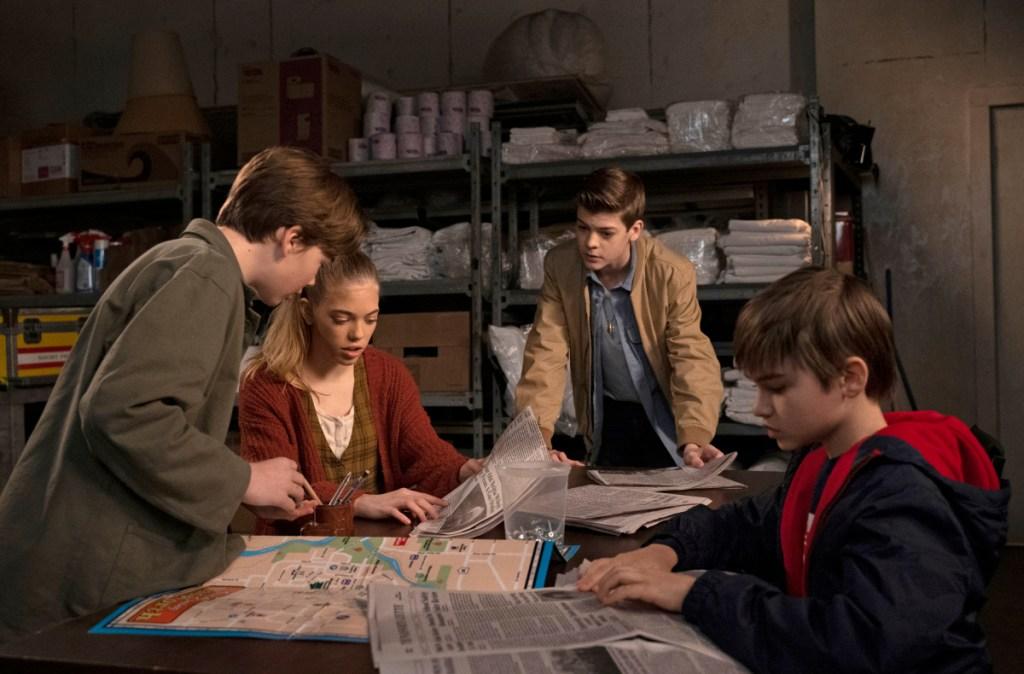 Supernatural Sam e Dean crianças