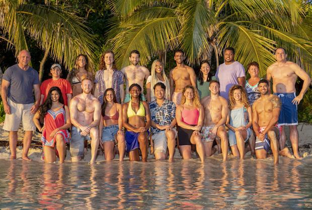 Survivor 39 Cast