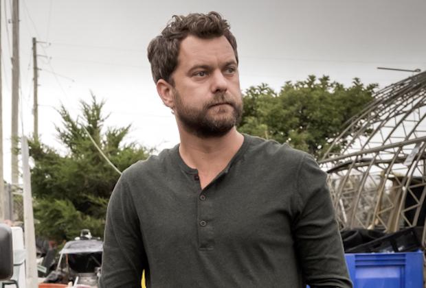 The Affair - Cole Lockhart (played by Joshua Jackson)