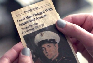 The Affair Season 5, Episode 6 - Ben Newspaper Clipping