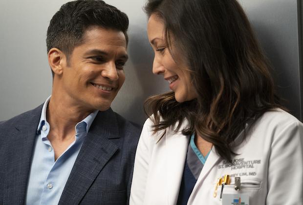 The Good Doctor 'Limendez' Romance