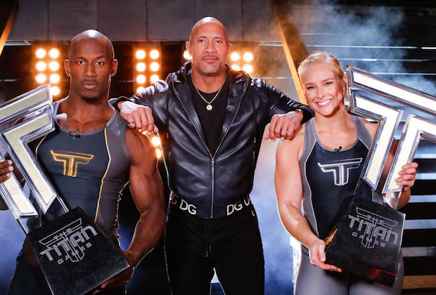 The Titan Games Renewed Season 2 NBC Dwayne The Rock Johnson