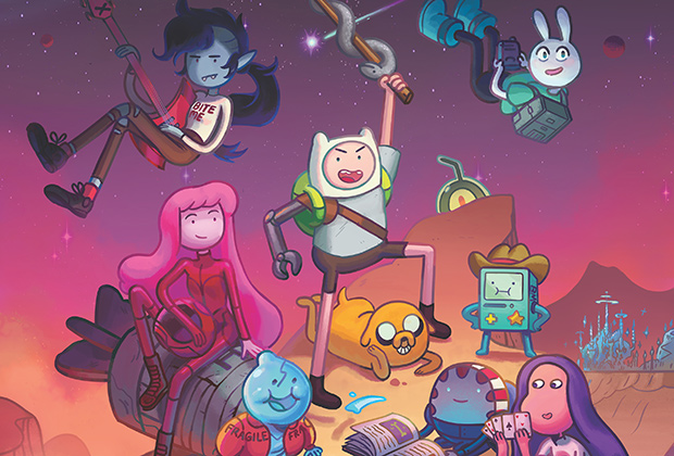 Adventure Time New Episodes Distant Lands Ordered At Hbo Max Tvline