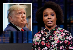 Amber Ruffin: Donald Trump 'Lynching' Comment - 'Late Night' Response