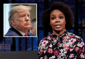 Amber Ruffin: Donald Trump 'Lynching' Comment - 'Late Night' Response