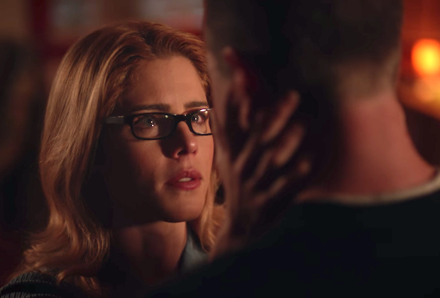 Arrow Felicity Series Finale
