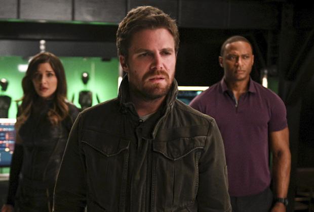 Arrow Series Finale Script Revealed