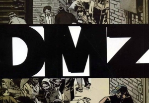 DMZ Comic TV Series