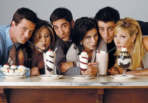 Friends Reunion Photo