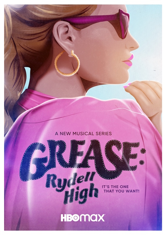 Grease Rydell High HBO Max Full Poster