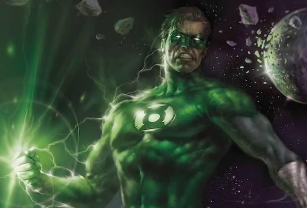 Green Lantern Series HBO Max