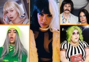Halloween Costumes TV Stars