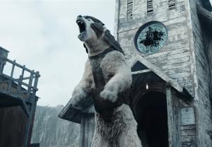 His Dark Materials Trailer HBO Polar Bear