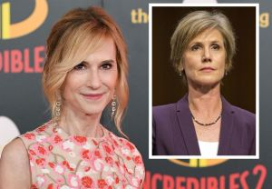 Holly Hunter Sally Yates