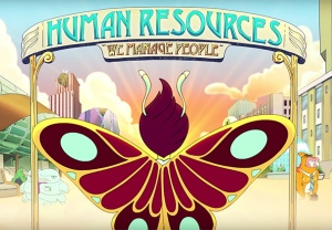 Big Mouth Spinoff Human Resources
