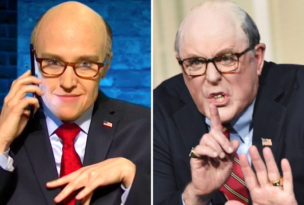 Rudy Giuliani Impressions