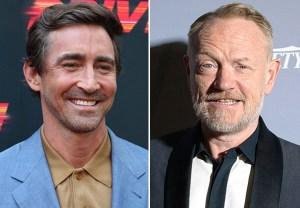 Foundation TV Series Cast